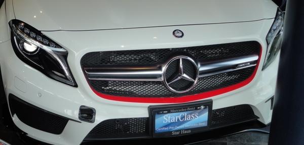 Mercedes Benz Clase GLA Atrás 12