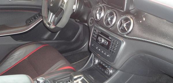 Mercedes Benz Clase GLA Atrás 1