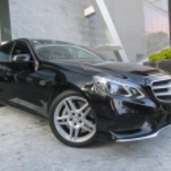 Mercedes Benz Clase E 500 CGI Biturbo 2014