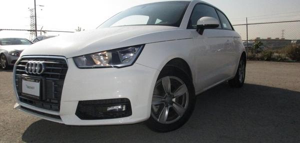 Audi A1 Frente 1