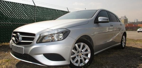 Mercedes Benz Clase A Tablero 1