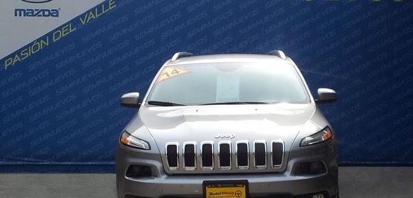 Jeep Cherokee Llantas 10