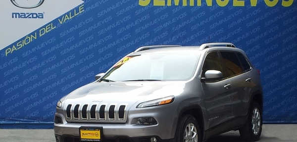 Jeep Cherokee Asientos 11