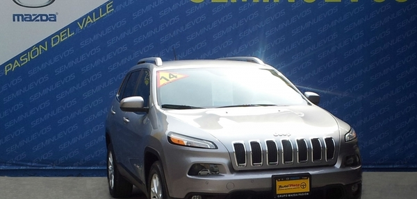 Jeep Cherokee Lateral izquierdo 9