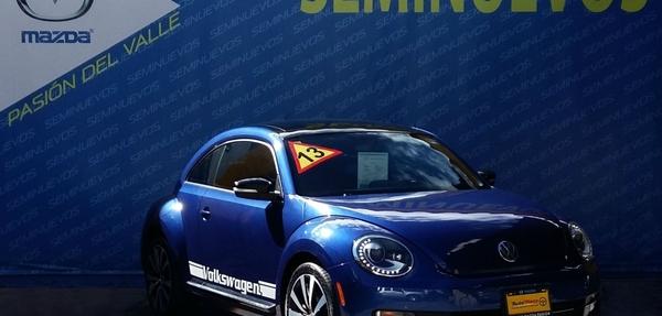Volkswagen Beetle Lateral derecho 3