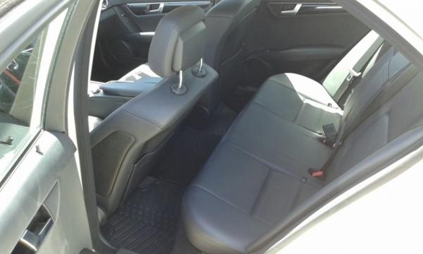 Mercedes Benz Clase C Tablero 2