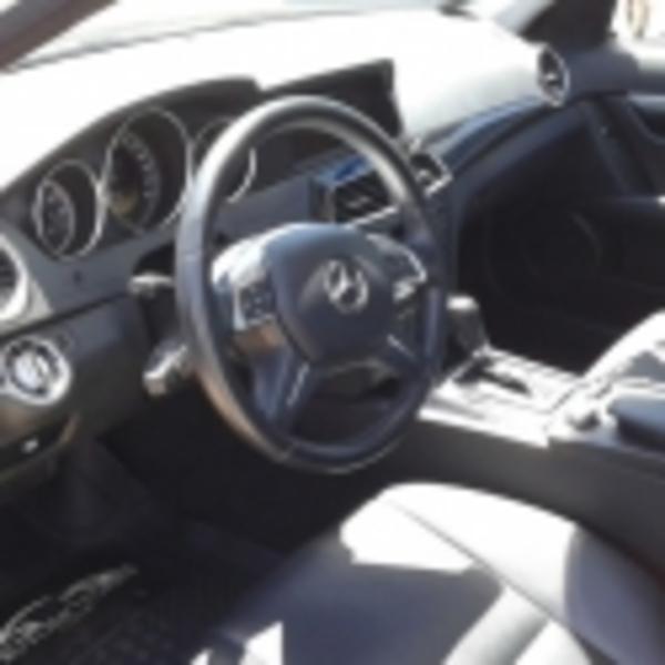 Mercedes Benz Clase C C180 2012