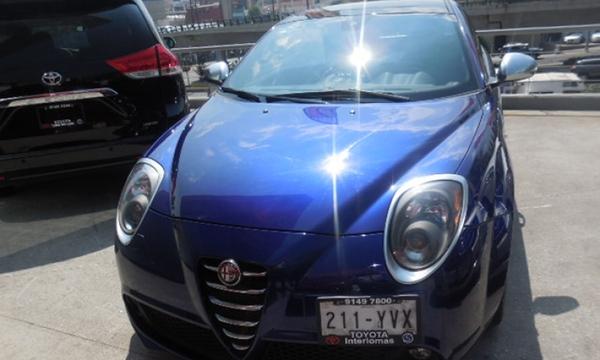 Alfa Romeo MITO Tablero 11