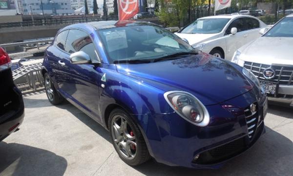 Alfa Romeo MITO Asientos 10
