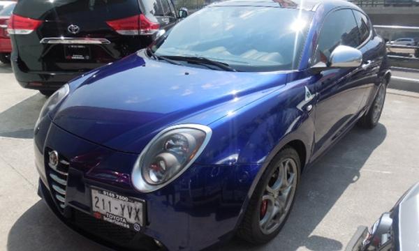Alfa Romeo MITO Lateral izquierdo 9