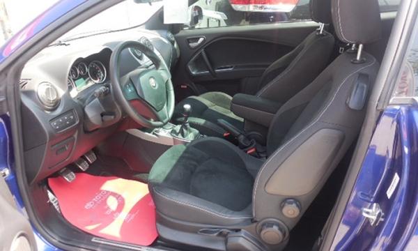 Alfa Romeo MITO Tablero 8