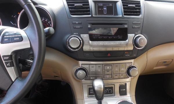 Toyota Highlander Arriba 5