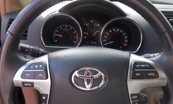 Toyota Highlander Frente 4