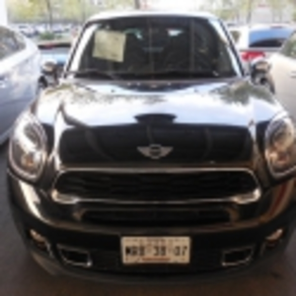 Mini Paceman HOT CILI ALL 4 2013