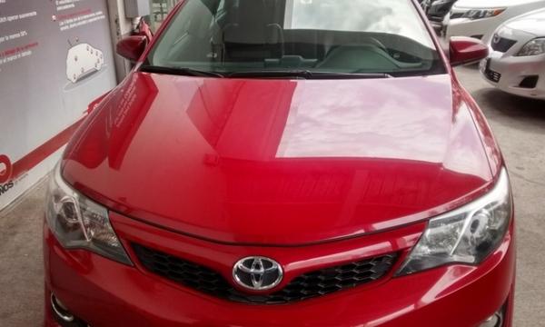Toyota Camry Tablero 14