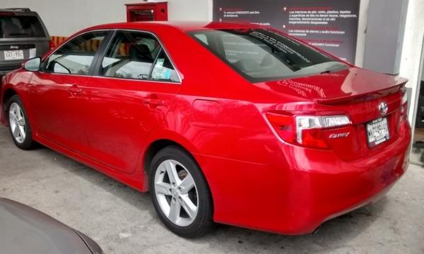 Toyota Camry Asientos 12