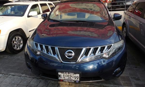 Nissan Murano Tablero 10