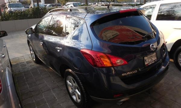 Nissan Murano Arriba 7