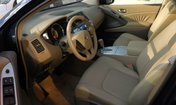 Nissan Murano Frente 6