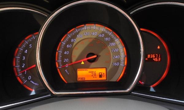 Nissan Murano Frente 3