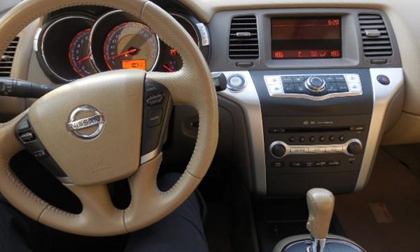Nissan Murano Lateral izquierdo 2