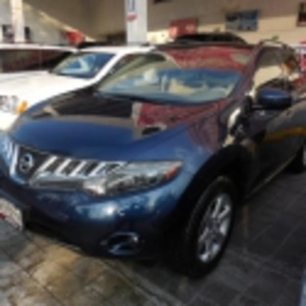 Nissan Murano LE 2009