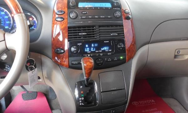 Toyota Sienna Asientos 5