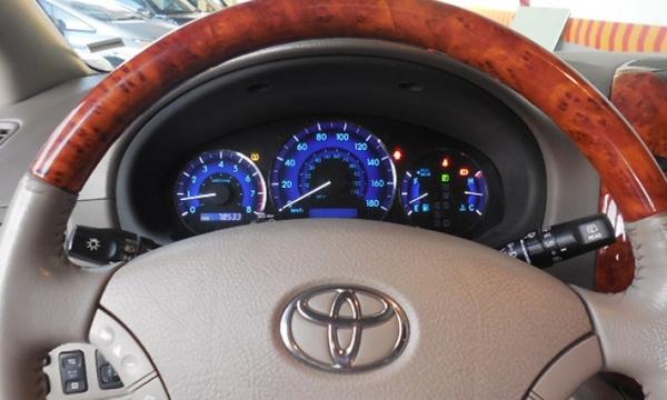 Toyota Sienna Frente 4
