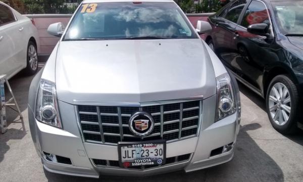 Cadillac CTS Llantas 20