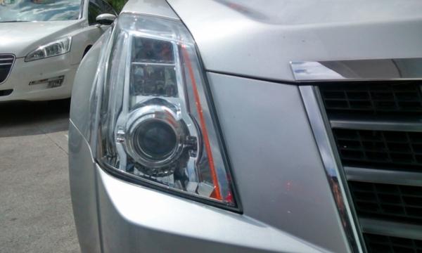 Cadillac CTS Asientos 12