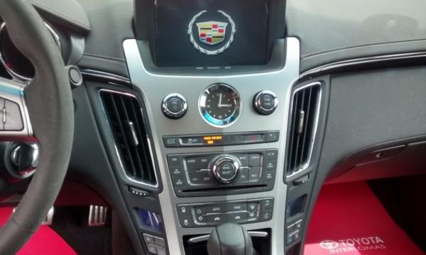Cadillac CTS Asientos 6