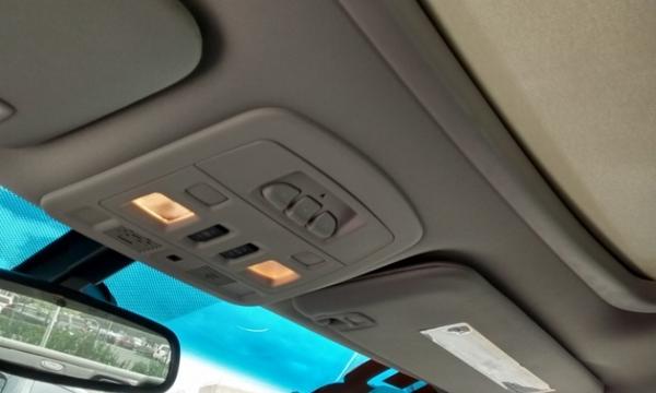 Cadillac CTS Tablero 4