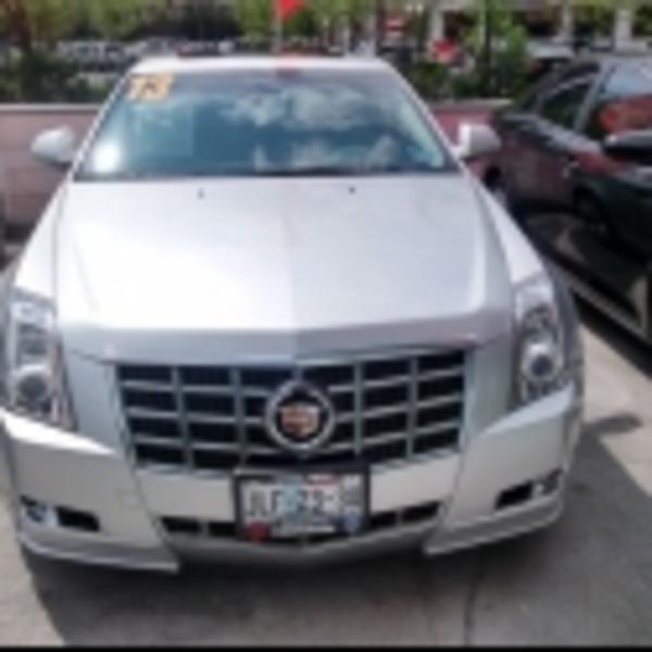 Cadillac CTS PREMIUM SPORT 3.6 2013