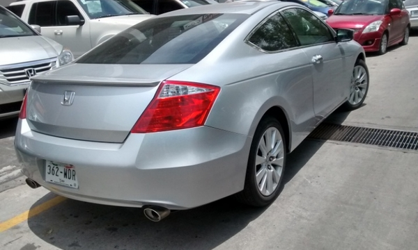 Honda Accord Coupe Asientos 12