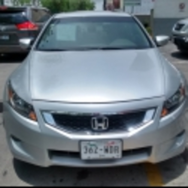Honda Accord Coupe EX 2009