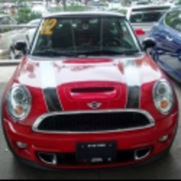 Mini MINI COOPER S s chili aut 2012
