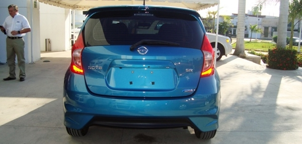 Nissan Note Tablero 15