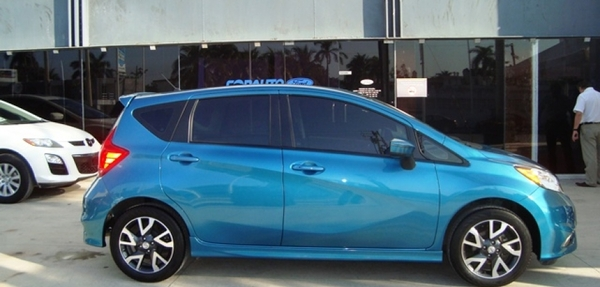 Nissan Note Frente 13