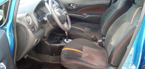 Nissan Note Interior 9