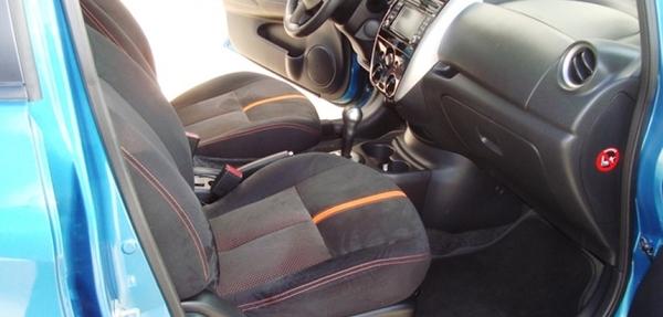 Nissan Note Interior 5