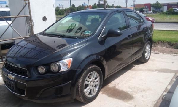 Chevrolet Sonic Frente 7