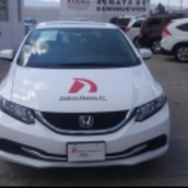 Honda Civic SI EXL 2014