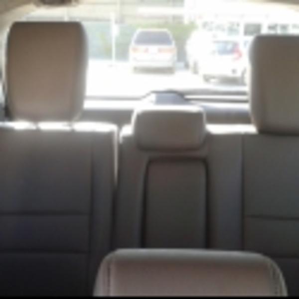 Honda Odyssey Arriba 2