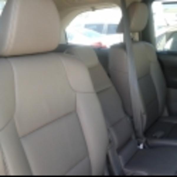 Honda Odyssey Arriba 4