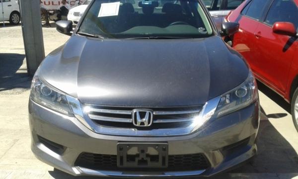 Honda Accord Sedan Interior 1