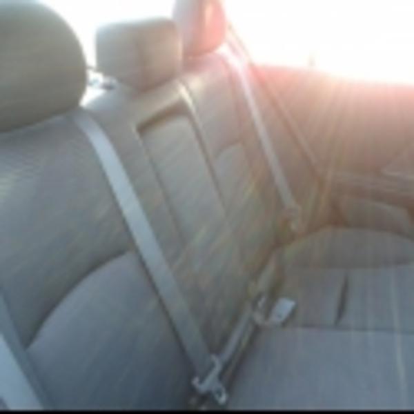 Honda Accord Sedan Lateral izquierdo 4