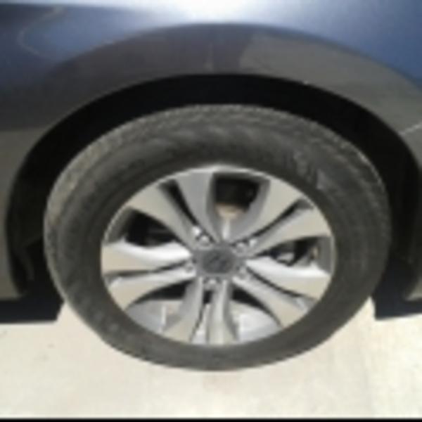 Honda Accord Sedan Lateral izquierdo 7