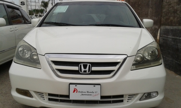 Honda Odyssey Interior 1