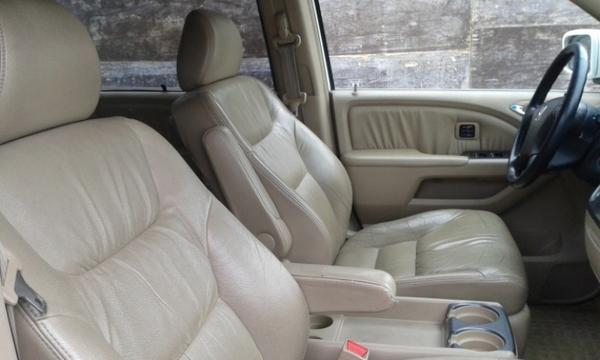 Honda Odyssey Asientos 3