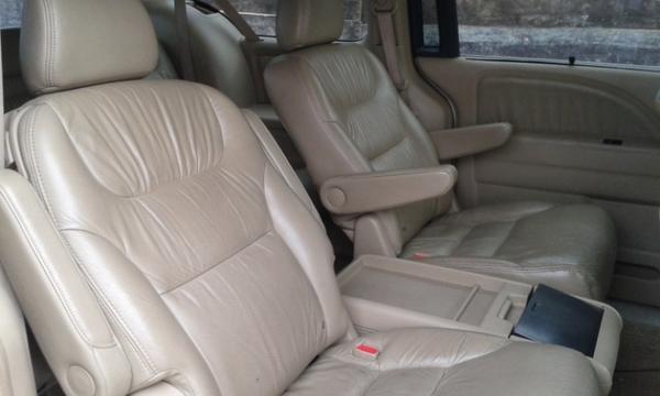 Honda Odyssey Interior 4